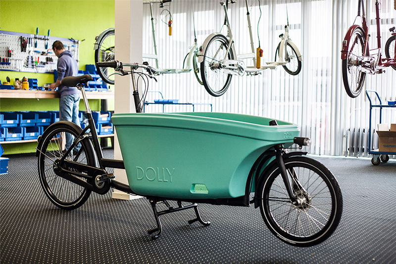 De Dolly Bakfiets