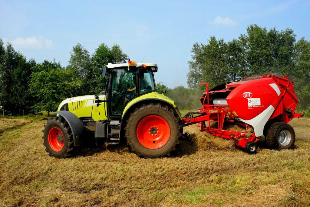 Kenteken tractor overschrijven